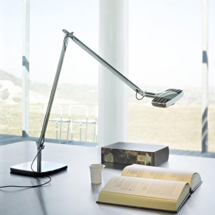 Otto Watt Lampe De Table Par Luceplan Lampe De Bureau