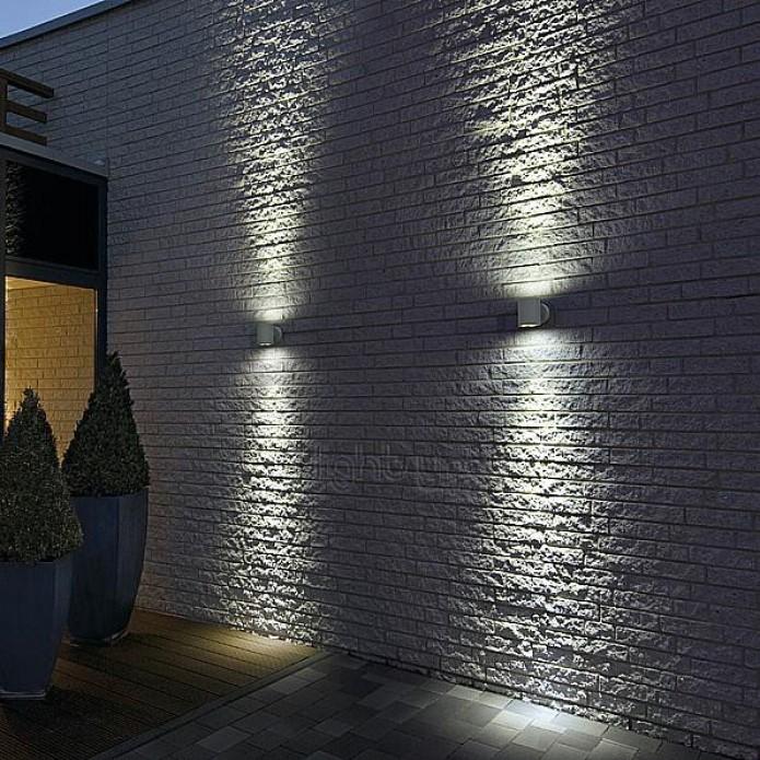 luminaire exterieur haut bas
