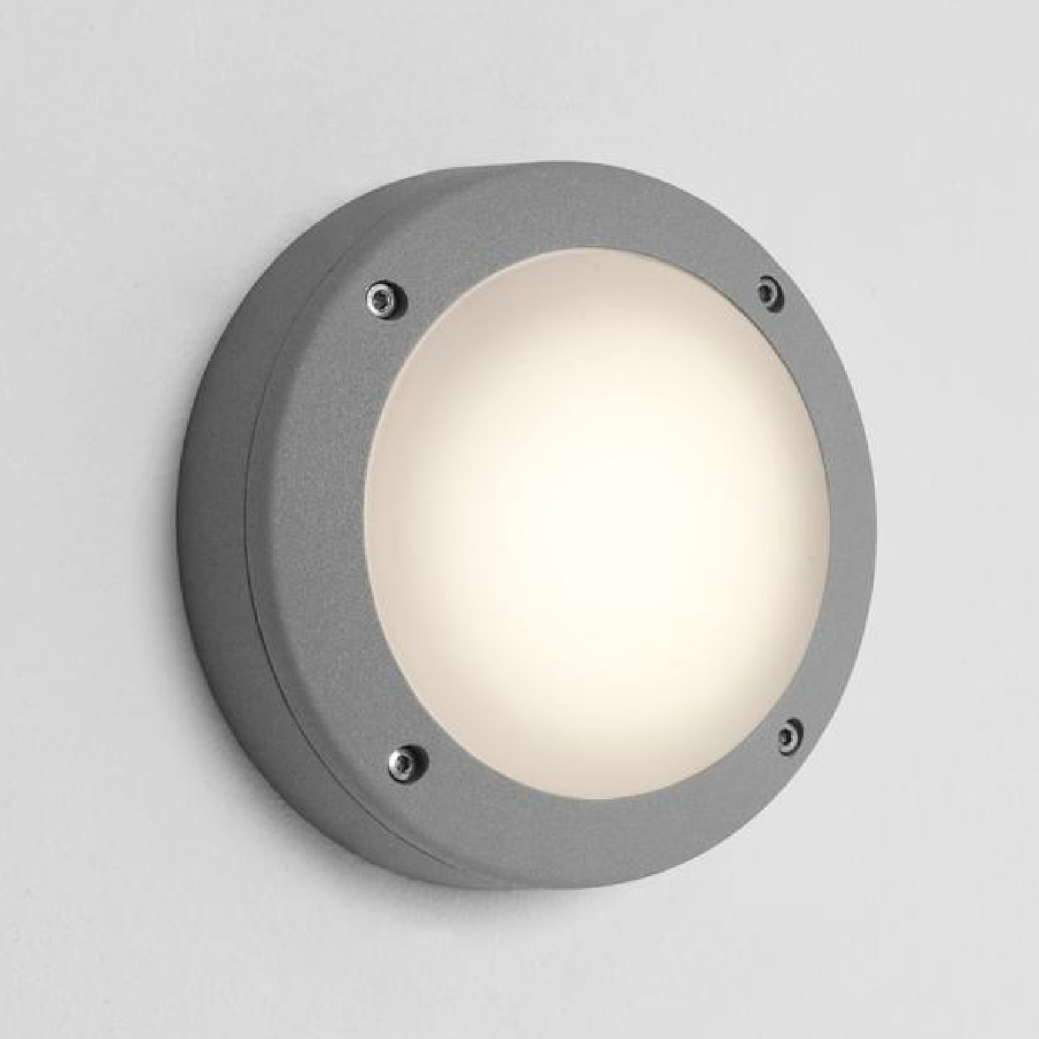 Learic Applique Plafonnier Rond Diam¨tre 15cm par Astro Lighting