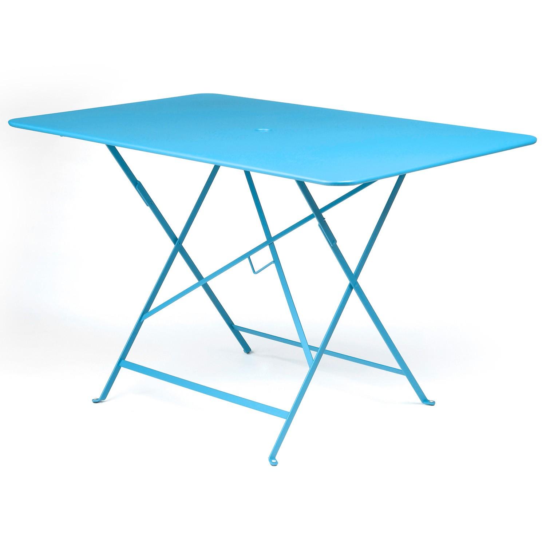 Stunning Petite Table De Jardin Bleue Photos - Payn.us - payn.us