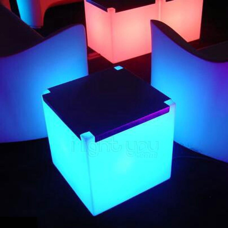 Charmant Cube Lumineux Kubo