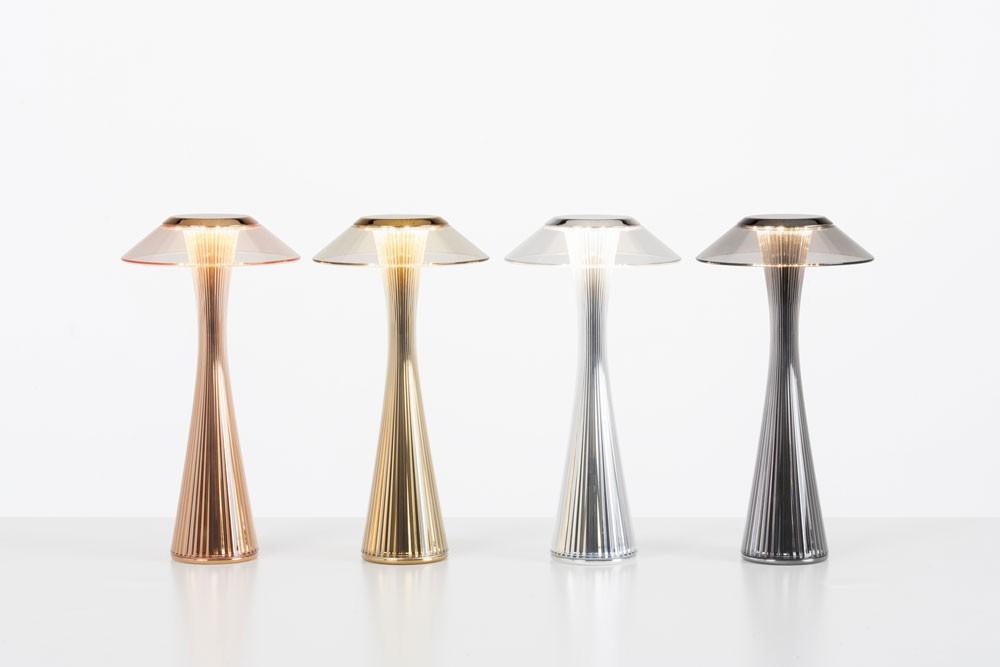 Space lampe à poser par kartell