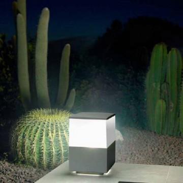 Borne Exterieure Et Eclairage Design Pour Jardin