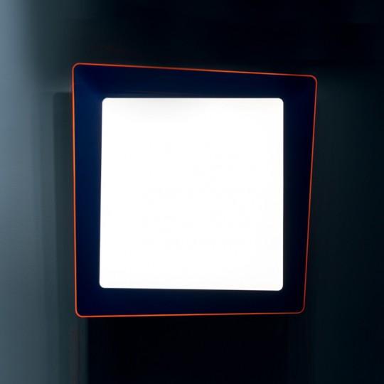 Crazy LED Bleu/Orange