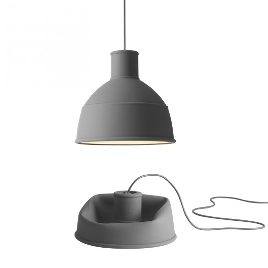 Unfold Suspension Gris
