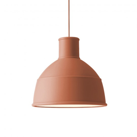 Unfold Suspension Terracotta