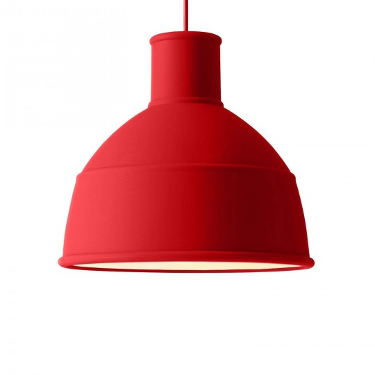 Unfold Suspension Rouge
